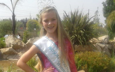 Miss Royal Spring Queen Wenner