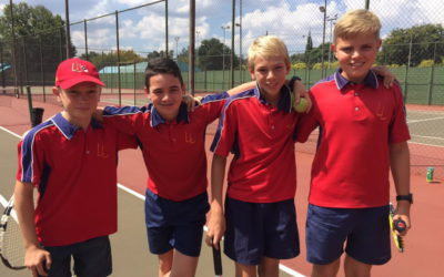 Louis Leipoldt Tennis Liga Week 6 – 10 Maart 17